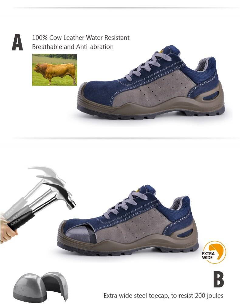 Cow Leather Shoes for Men