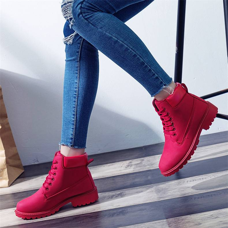 Winter Women's Ankle Boots