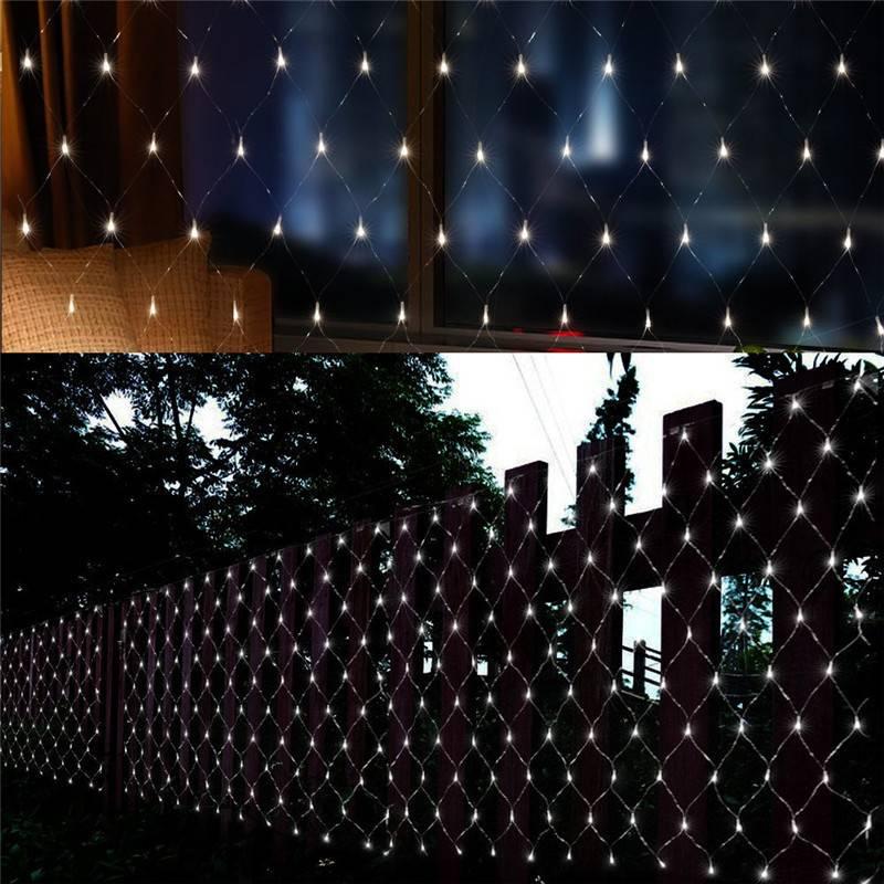 LED String Christmas Net Lights
