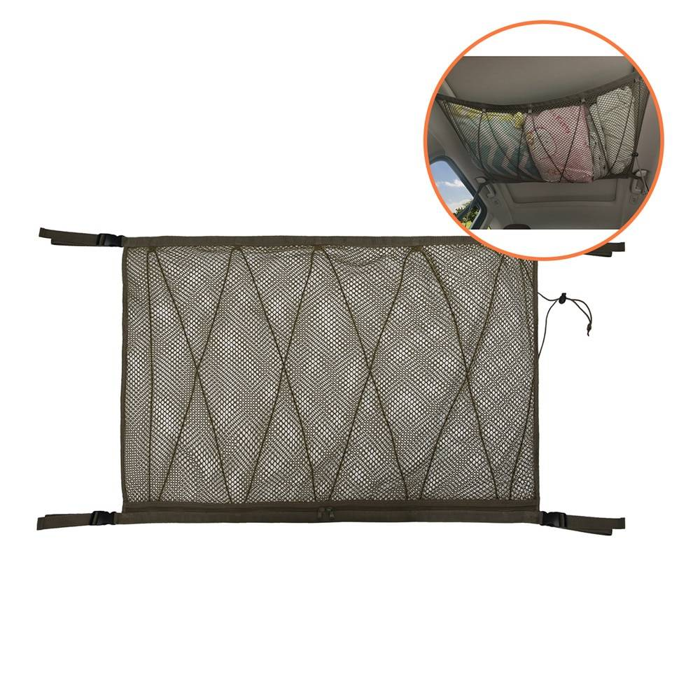 Travel Car Ceiling Storage Net