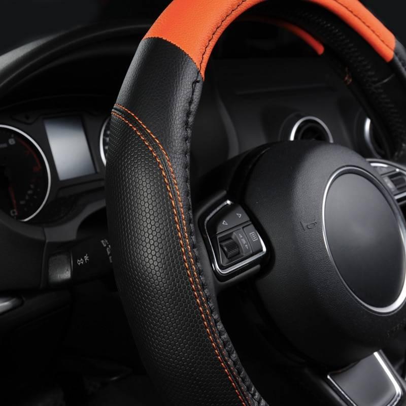 Sport Car Style Steering Wheel Cover
