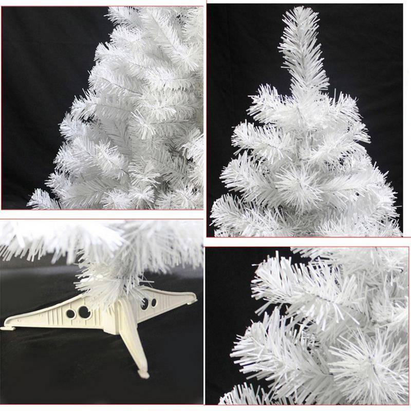 Colorful Artificial Traditional Christmas Tree