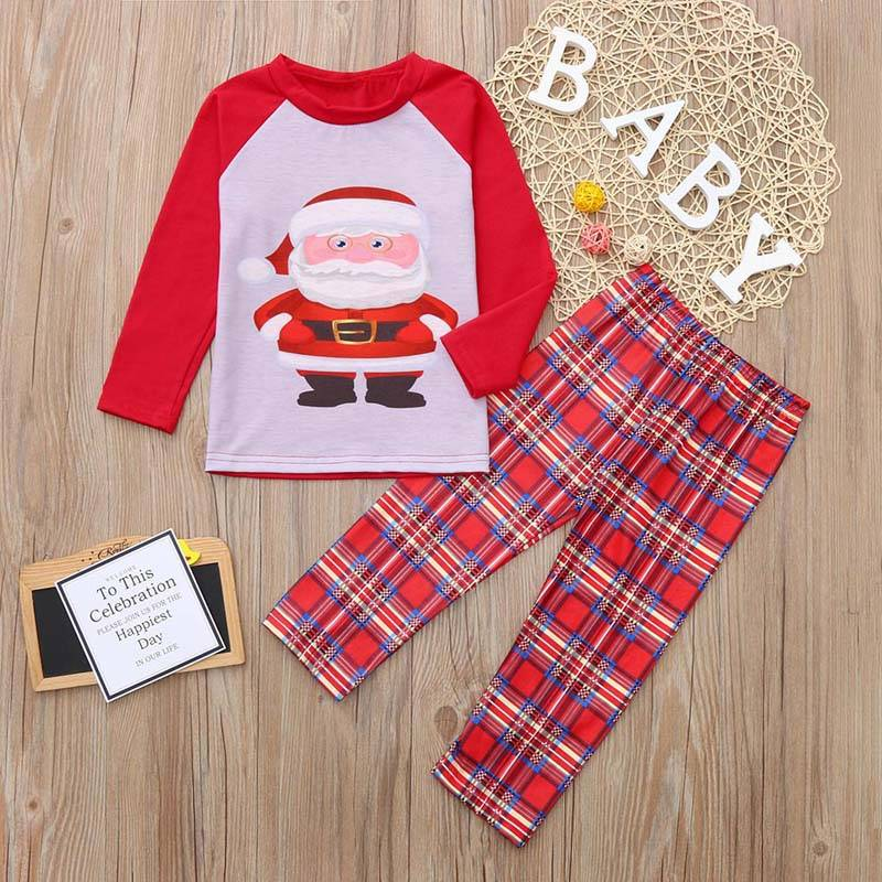 Family Matching Clothing Set for Christmas