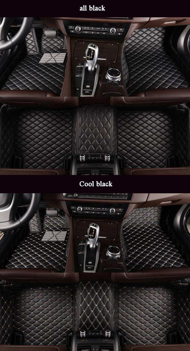 Stylish Car Floor Mats for BMW