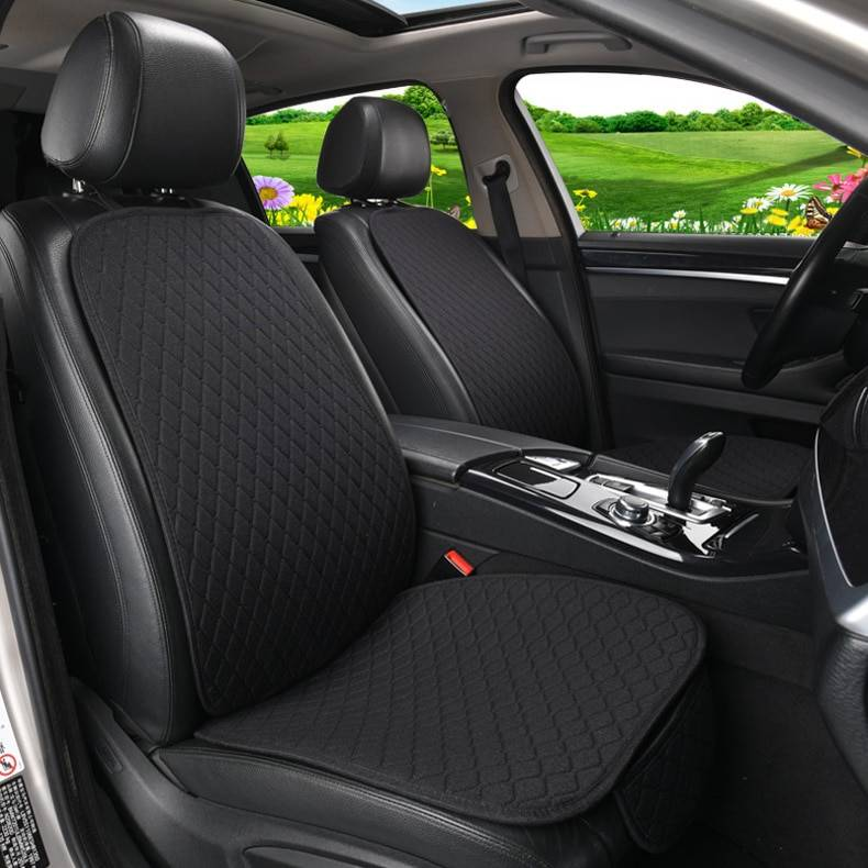 Quilted Car Seat Covers Set