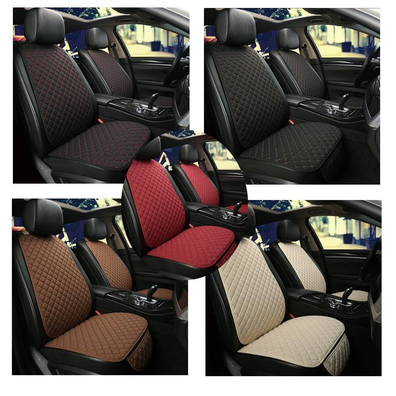 Universal Flax Car Seat Cover