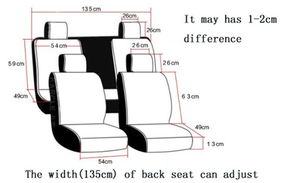 Stylish Car Seat Cover for Protection