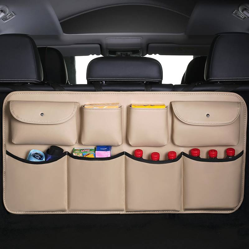 Multifunction Organizer Box for Cars