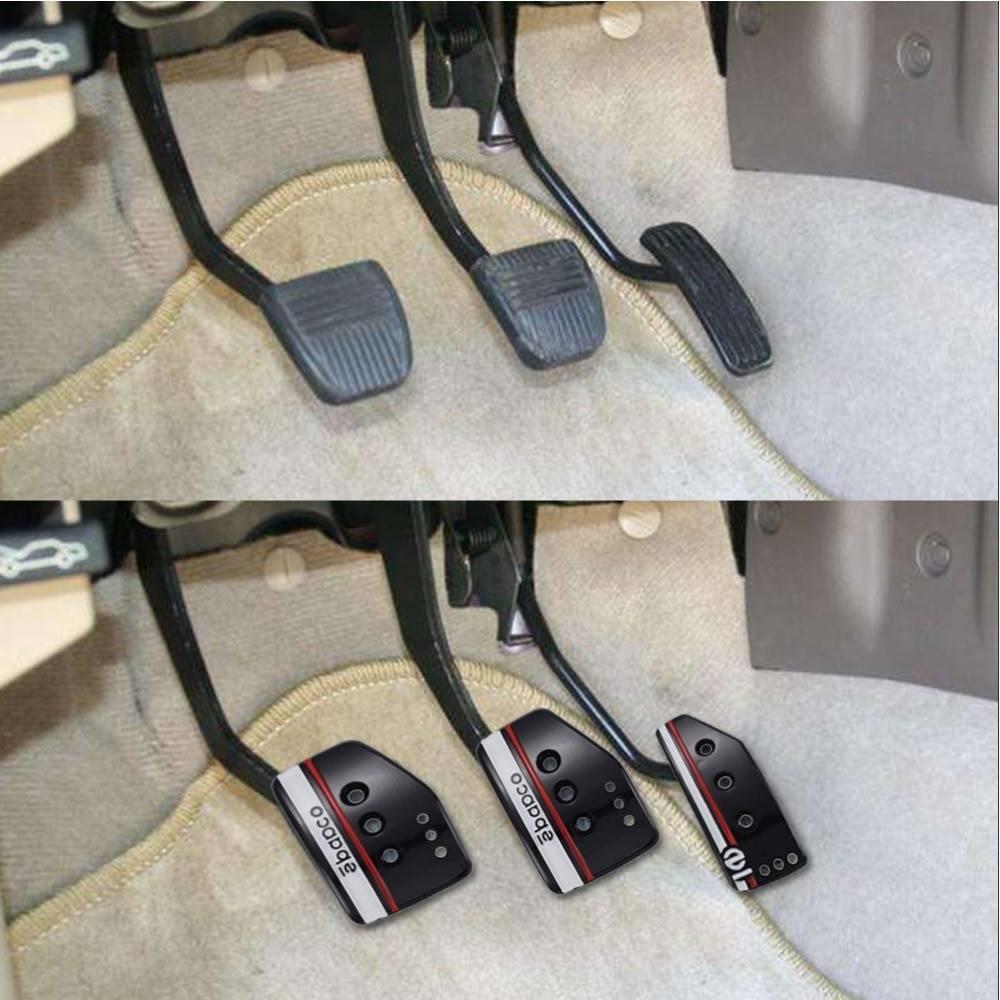 Manual Non-Slip Pedal Cover