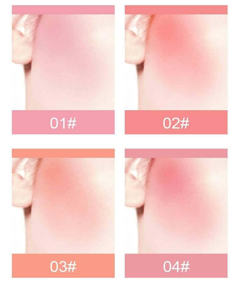 Natural Moisturizing Liquid Blush
