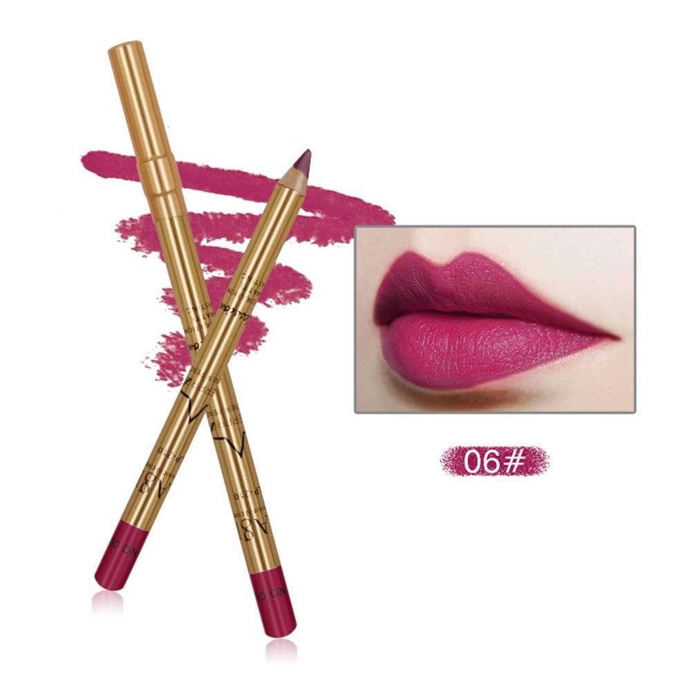 Silky Matte Lip Liner