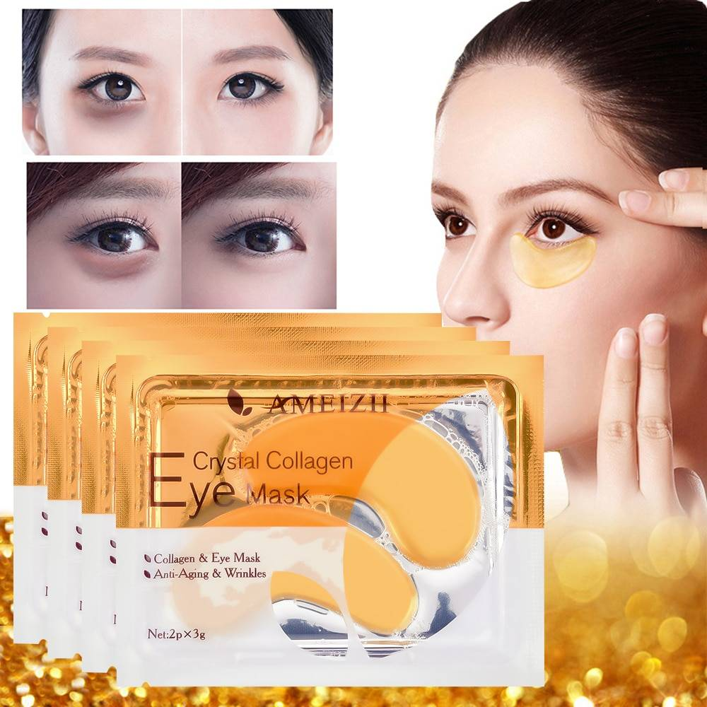 Anti-Aging Crystal Collagen Eye Patches