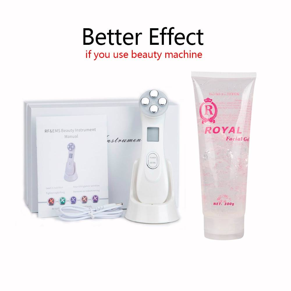 Ultrasonic Firming Lifting Tighten Anti Wrinkles Face and Body Gel