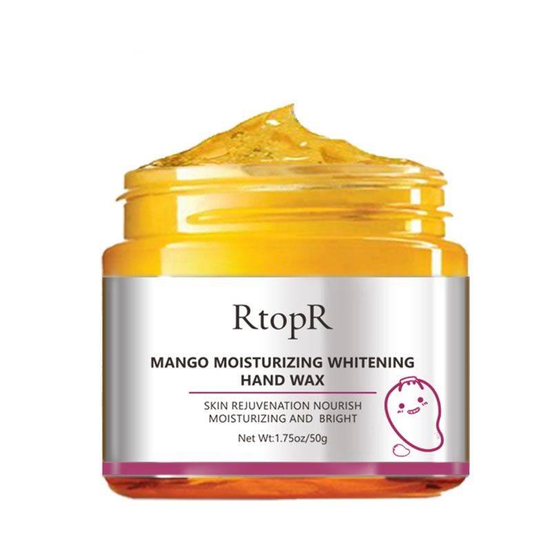 Mango Essence Exfoliating and Moisturizing Hand Mask