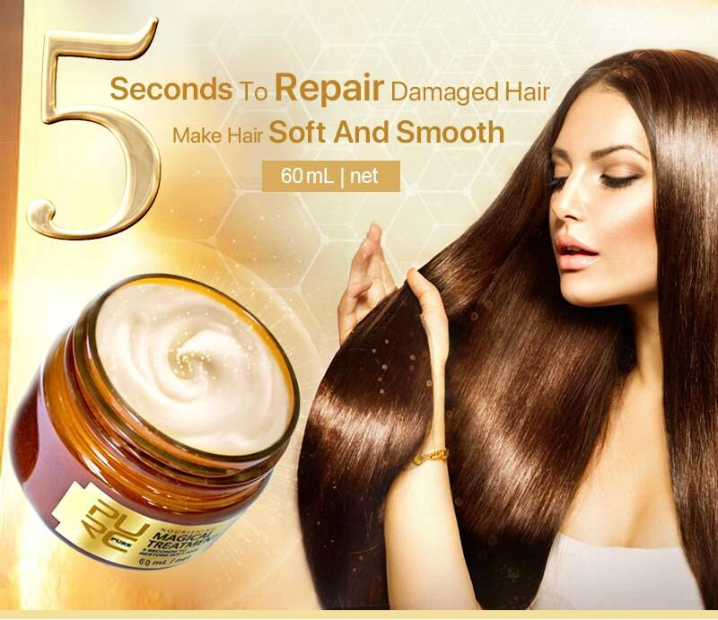 Soft and Smooth Hair Masque