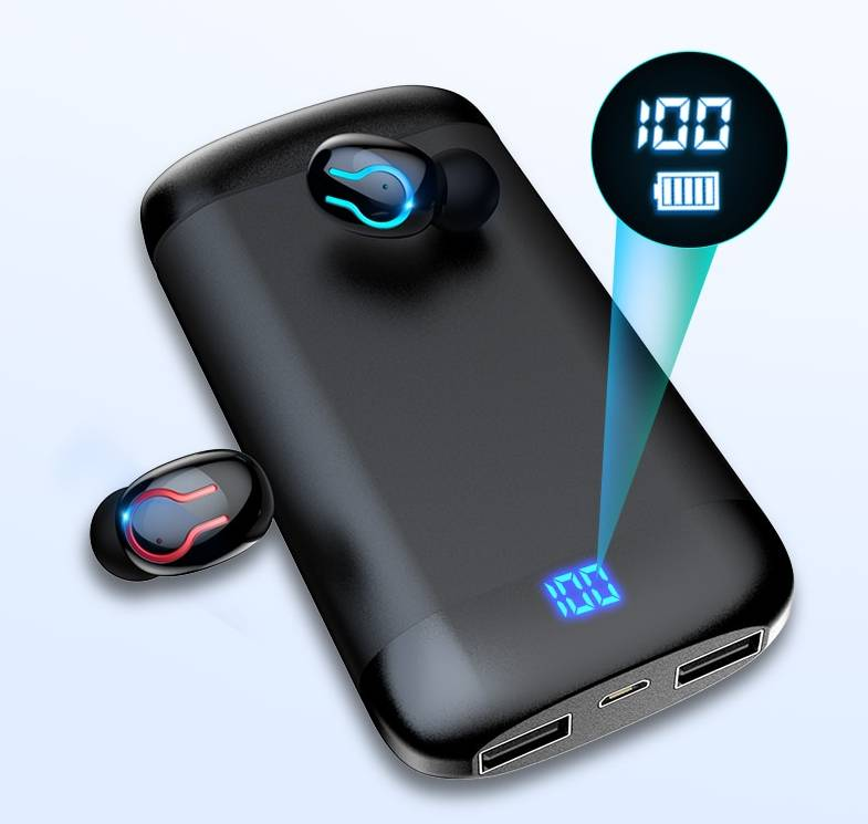 Active Noice Cancellation Stereo Earphones