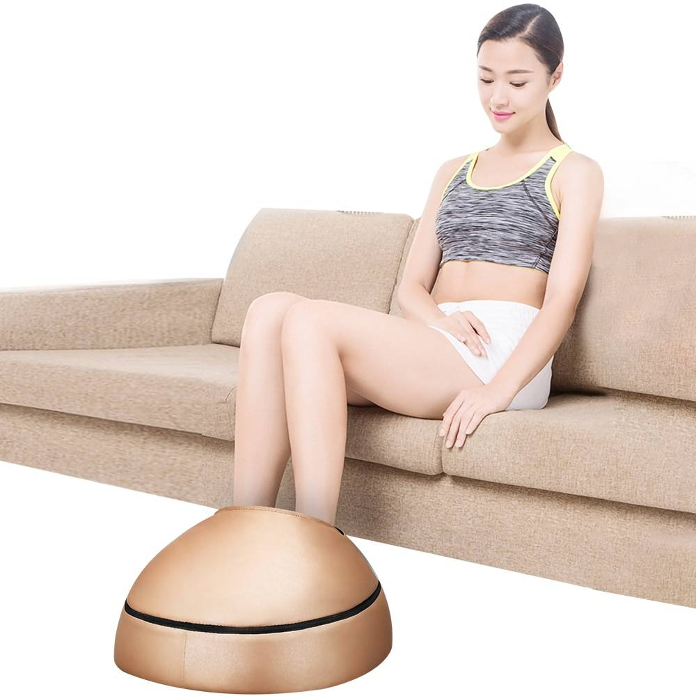Electric Heating Foot Massager