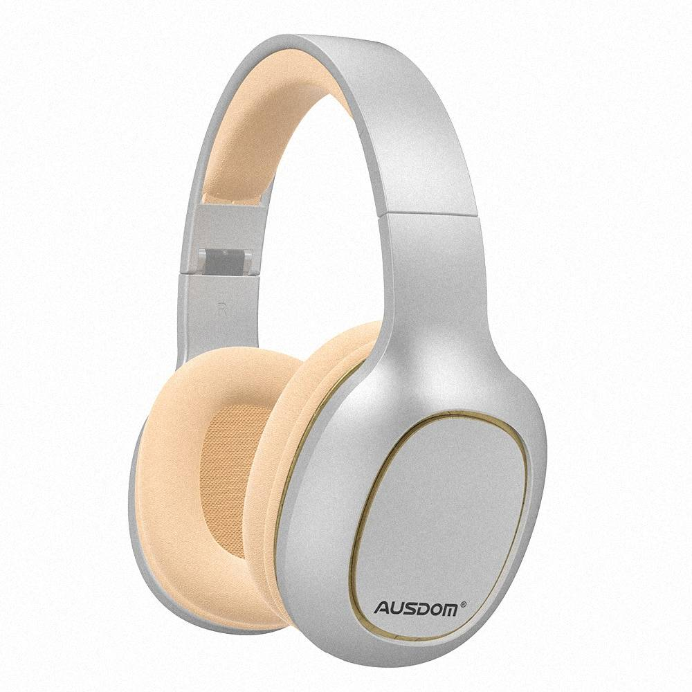 Over-Ear Foldable Wireless Headphones