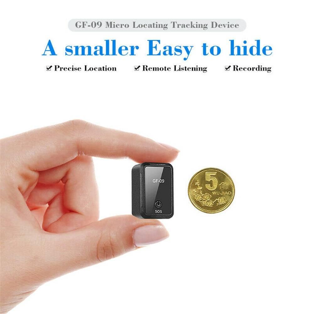 Mini GPS Tracker for Vehicle/Car/Person Location