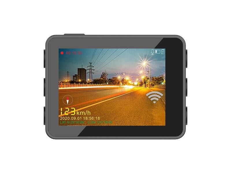 Laconic Design WiFi GPS Full HD 1080P Dashcam