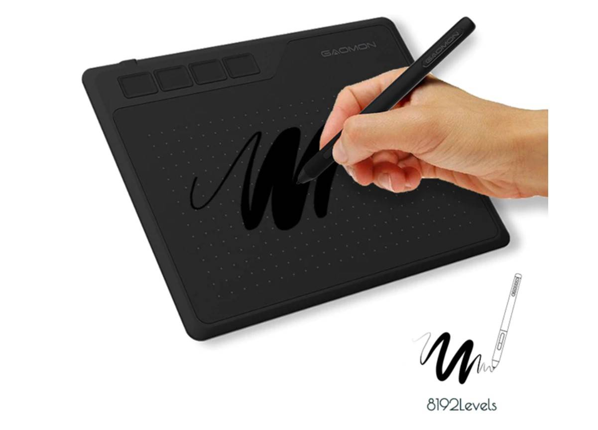 Pro Battery-free Drawing Tablet