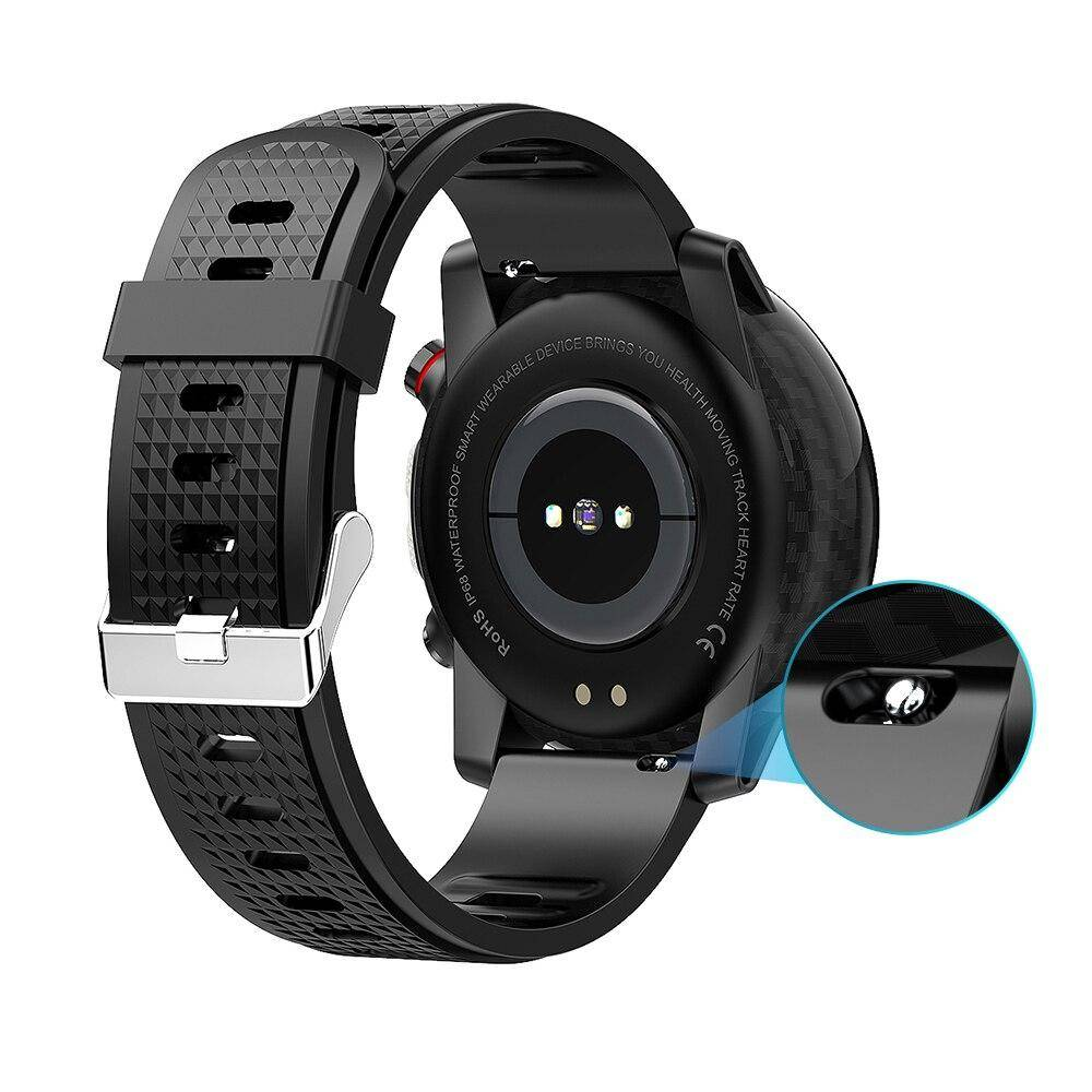 Men's Casual Smart Watch with Flashlight