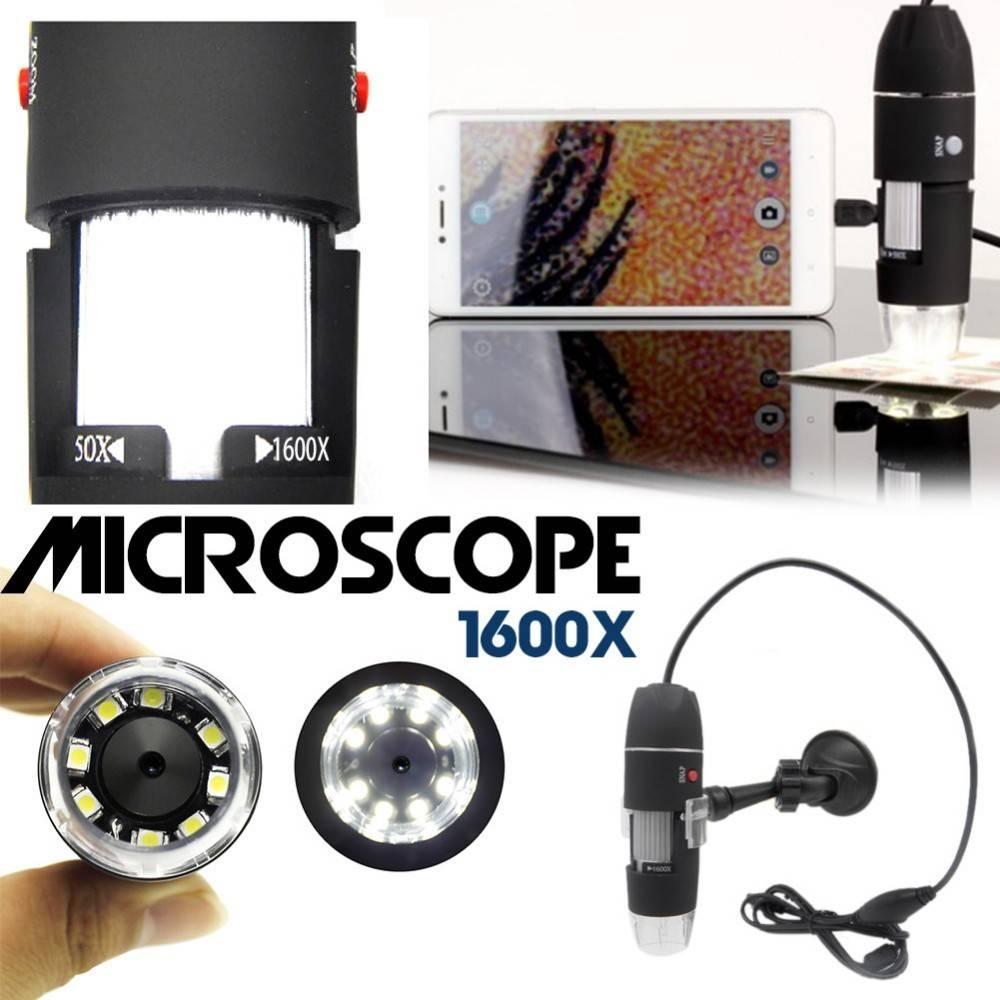 Mega Pixel Digital USB Microscopic Camera