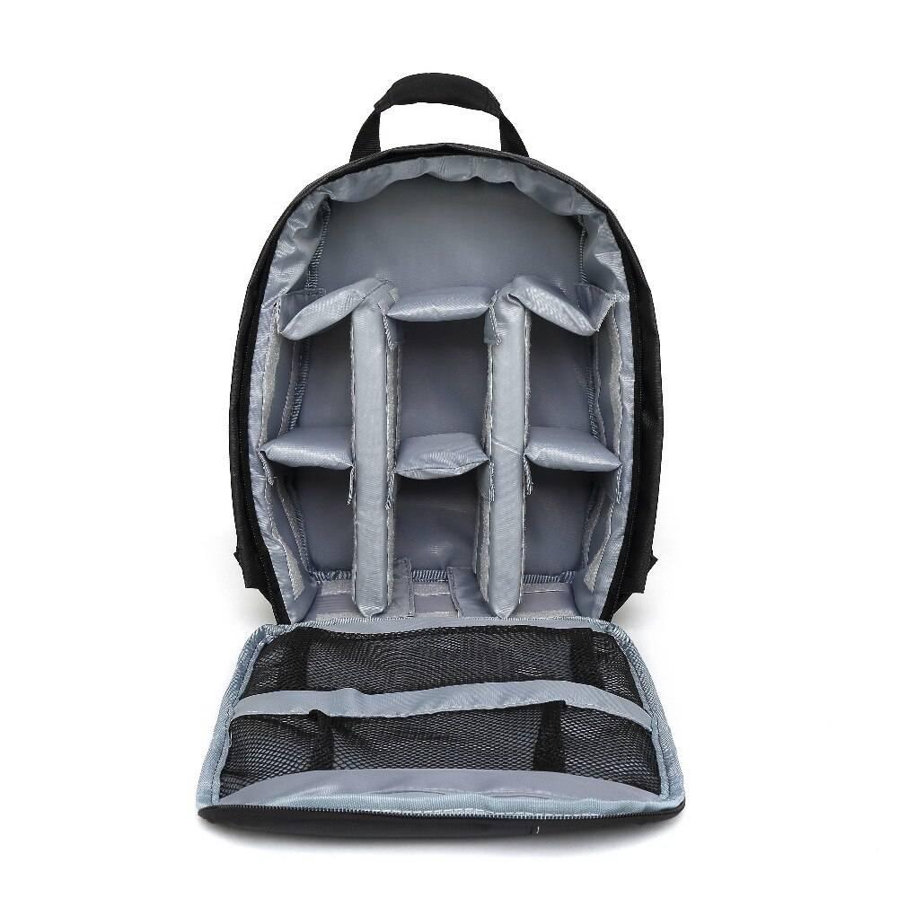 Multi-functional Camera Backpack Video Digital DSLR Bag Waterproof Outdoor Camera Bag Case