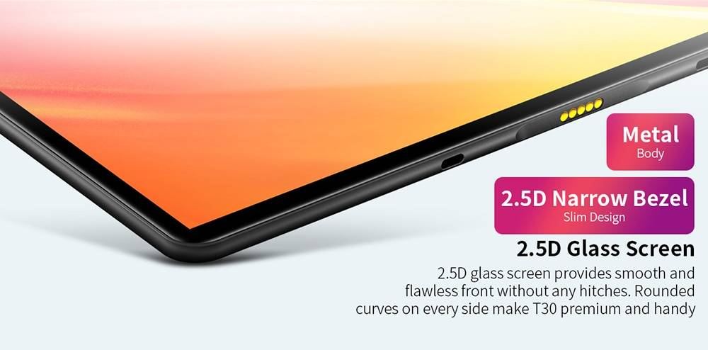 Andriod 9.0 4G Tablet with Dual Camera