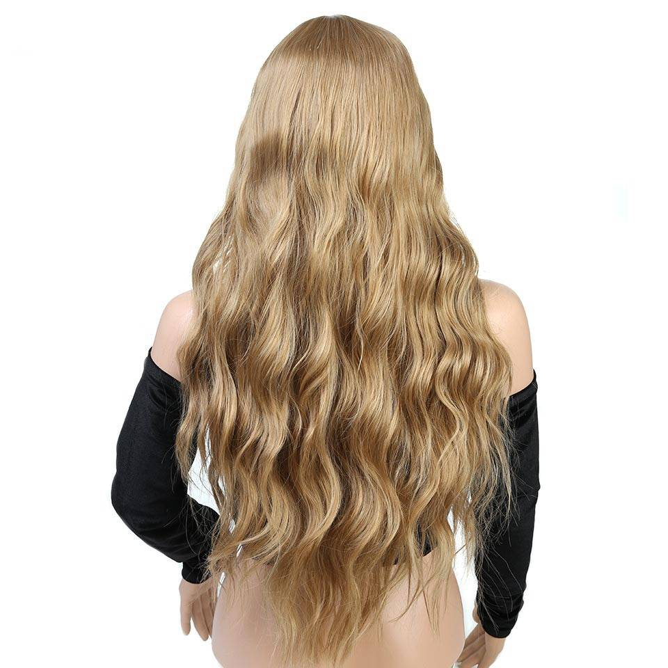 Long Curly Synthetic Wig