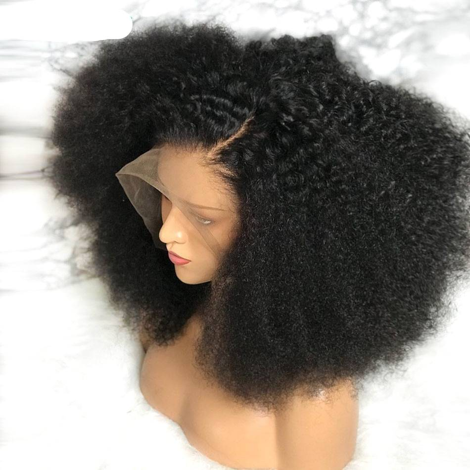 Women's Afro Curly Wig