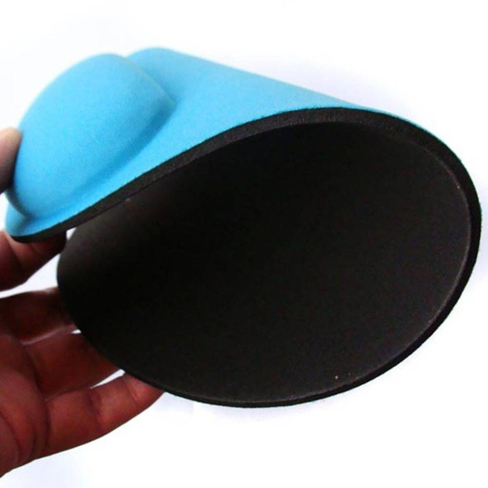 Mouse Mat with Wrist Rest Pad