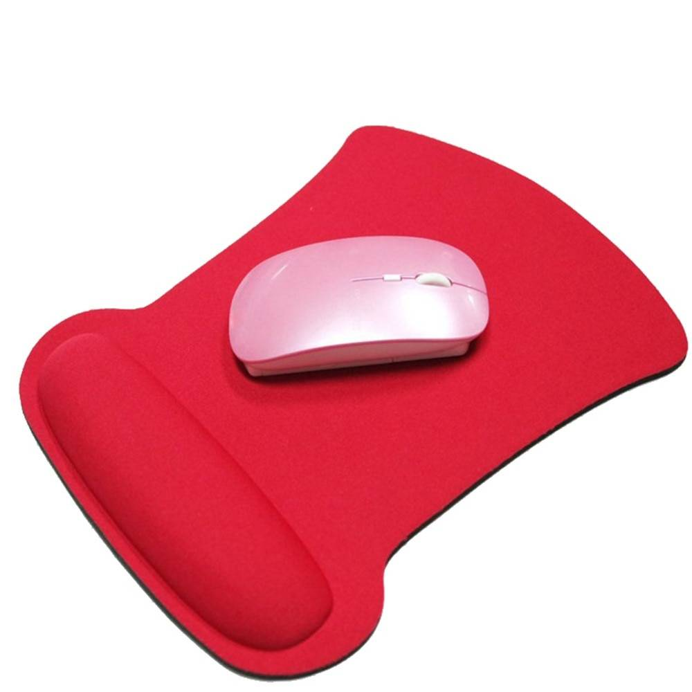 Wrist Support Mouse Pad
