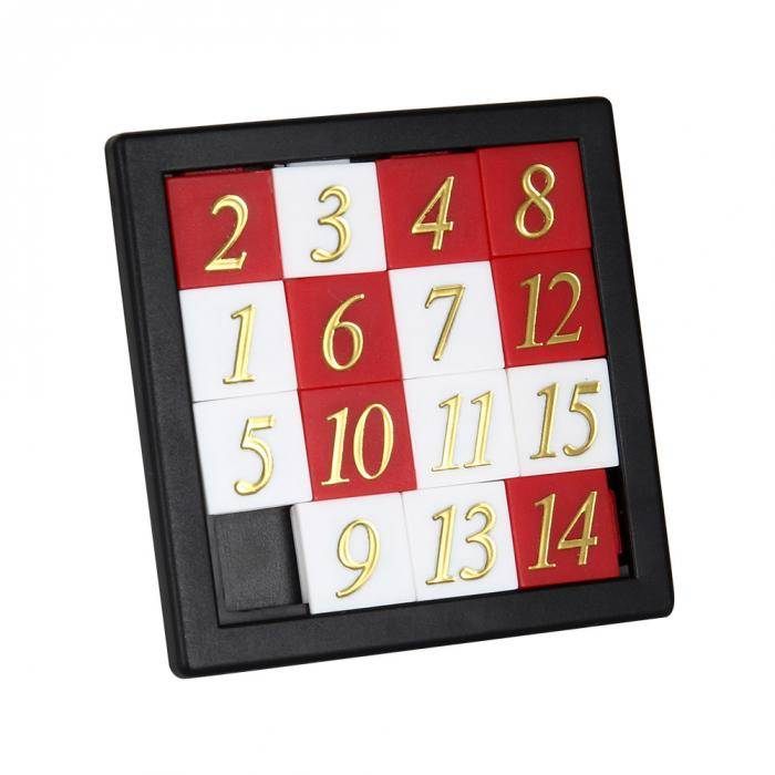 1-15 Educational Digits Jigsaw Puzzle Toy
