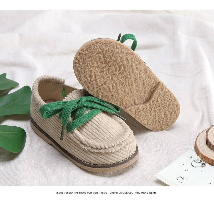 Baby Cotton Casual Shoes