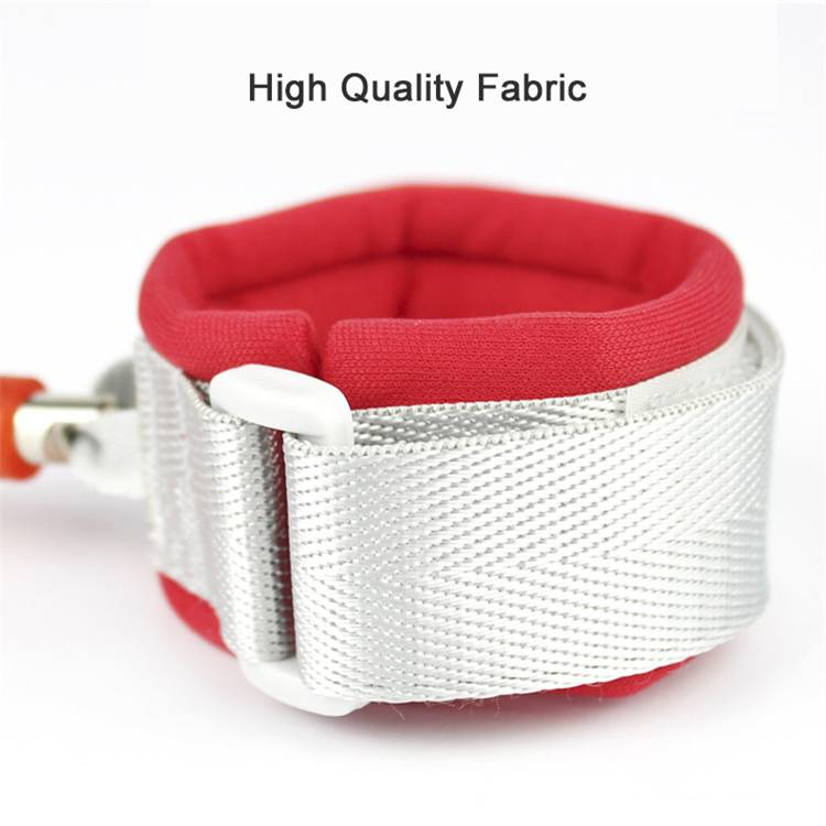 Anti-Lost Kid's Wrist Leash with Magnet Inductive Lock