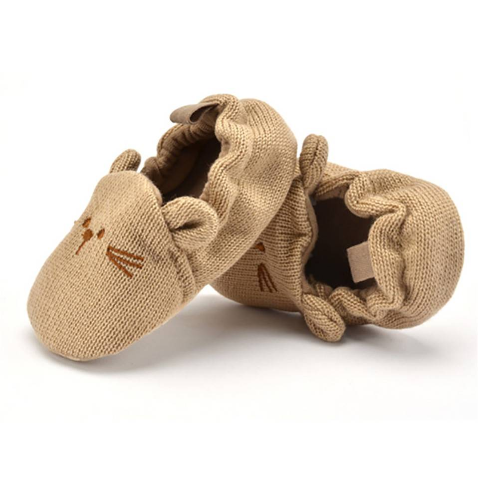 Baby Boy Slippers in Multiple Colors