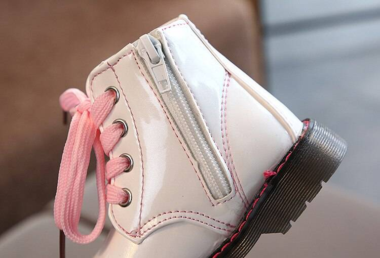 Baby Girls Boots for Autumn