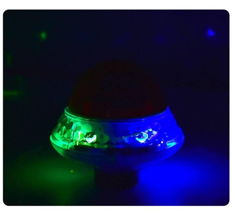 Funny LED Bath Sprinkler Toy