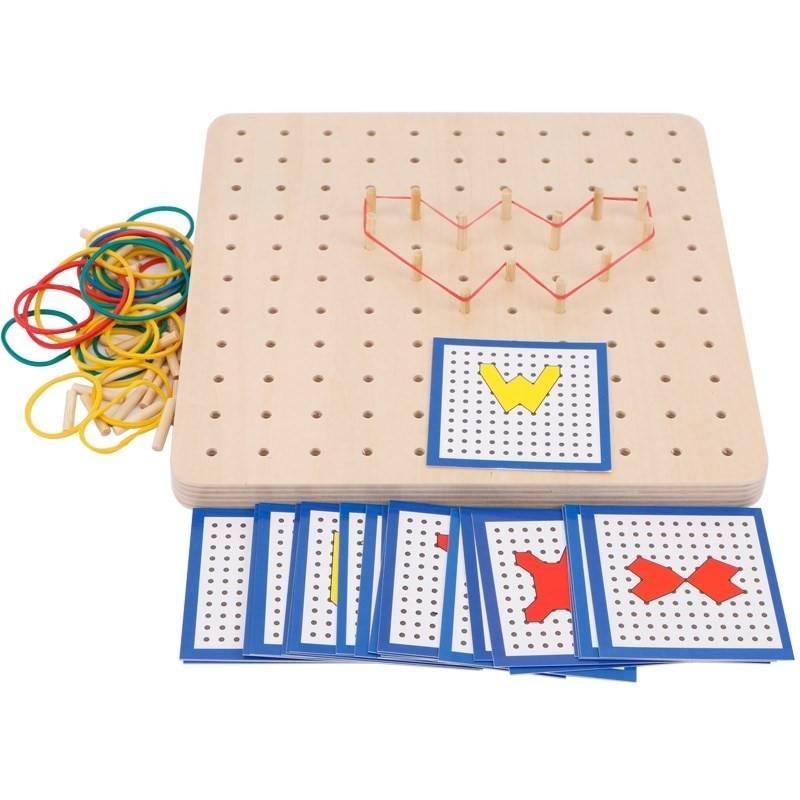 Kid's Nail Board Montessori Toy
