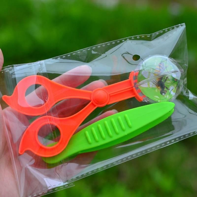 Kid's Nature Exploration Toy Kit