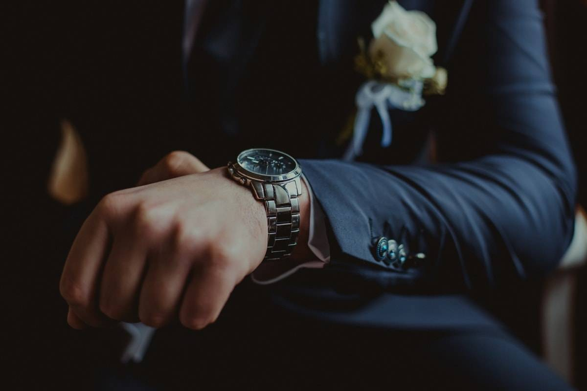 Men Wristwatch for Formal occasion