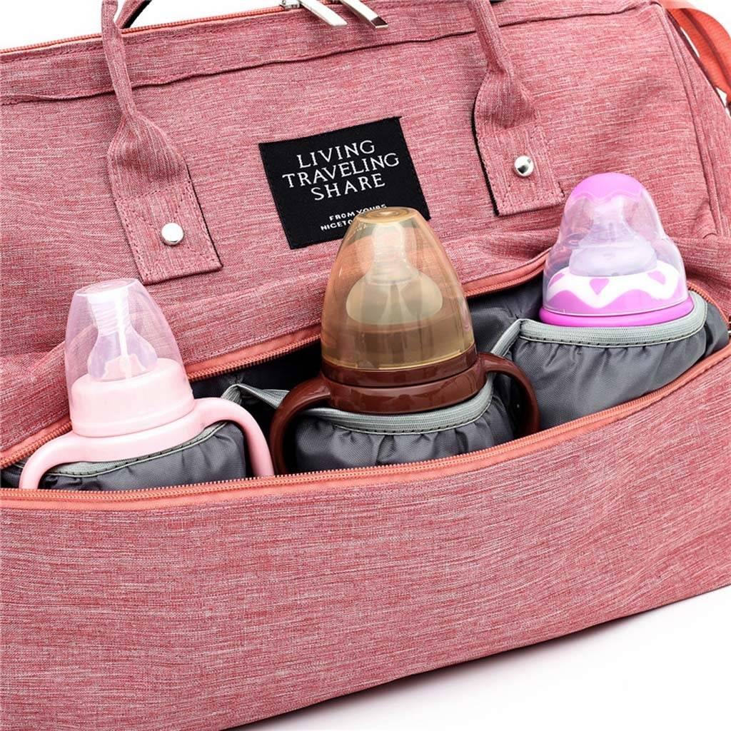 Waterproof Large Capacity Diaper Bag