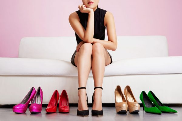 Latest Shoe Designs for Women